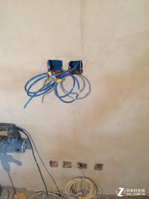 明装、暗装;弱电、强电布线