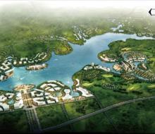 建业印象湖山