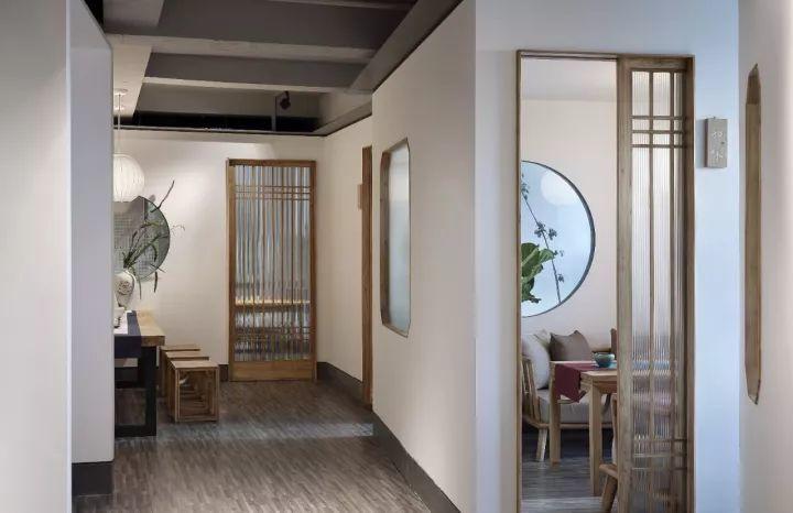 现代中式茶馆设计典范