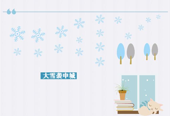 大雪日记丨大雪带来的美景与心疼