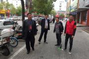 信阳市房产管理中心持续推进全国文明城市创建工作