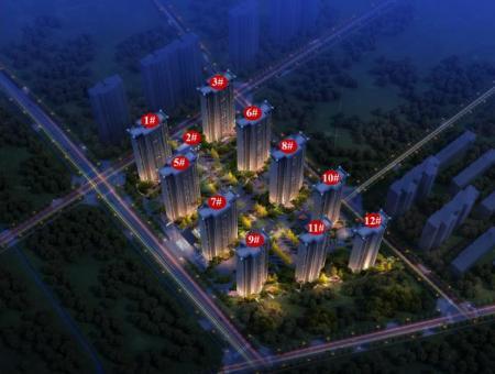 正弘新城规划图